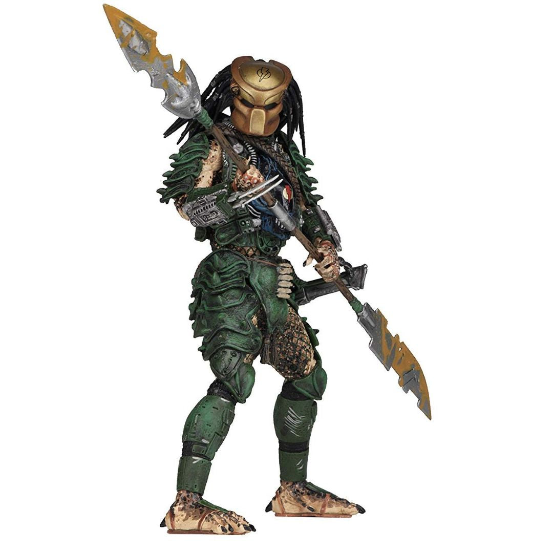 Predator Broken Tusk Predator Action Figure by Neca -NECA - India - www.superherotoystore.com