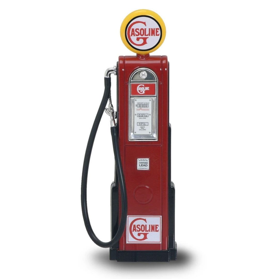 1:18 Scale Gas Pump Replica by Lucky Die Cast (LDC)