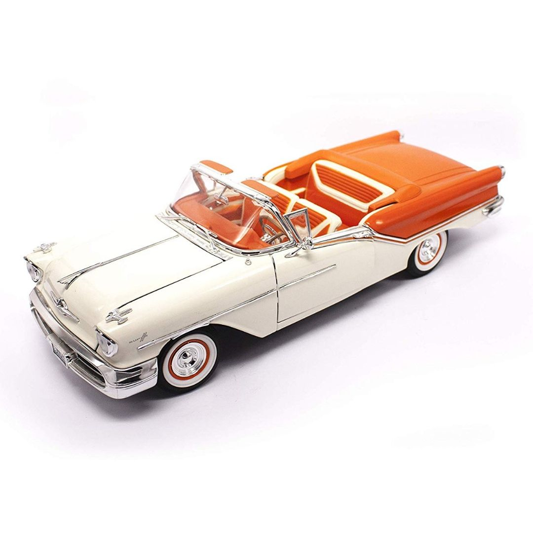 1957 Oldsmobile Super 88 1:18 Scale Die Cast Car by Lucky Die Cast