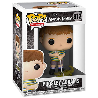 The Addams Family (1964) - Pugsley Addams Pop! TV Vinyl Figure by Funko -Funko - India - www.superherotoystore.com