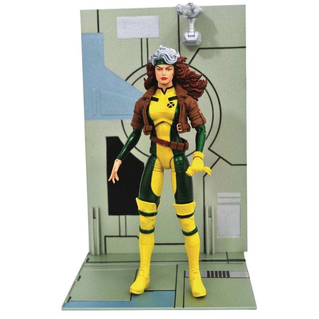 Marvel Select Rogue Action Figure by Diamond Select Toys
