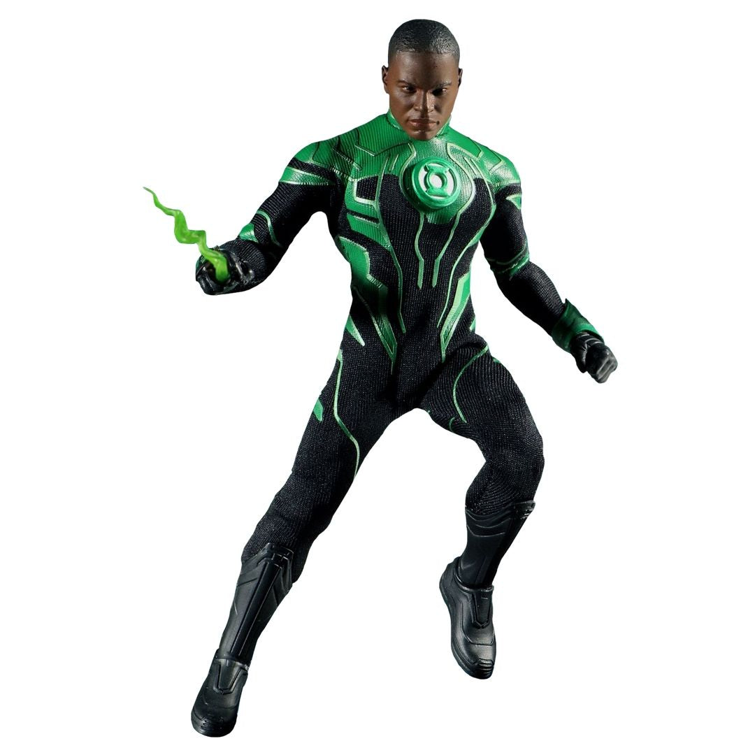 Green Lantern John Stewart One:12 Collective Action Figure by Mezco Toys