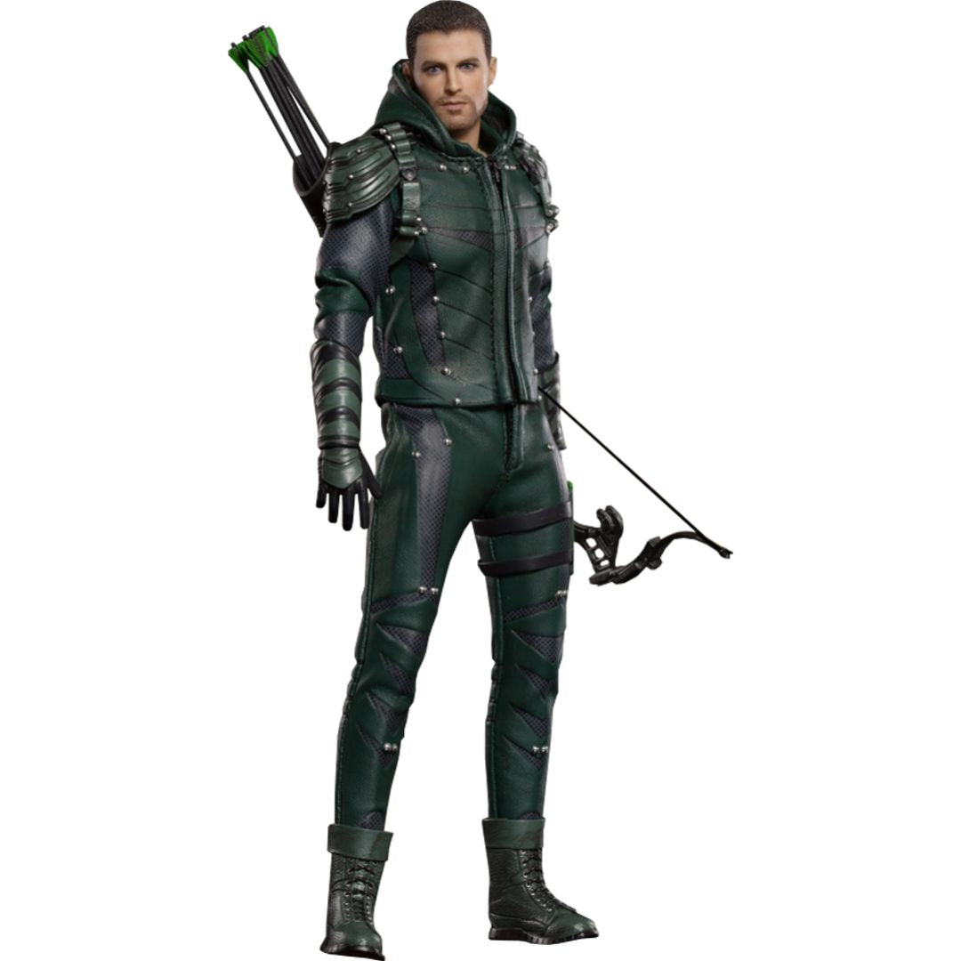 Arrow TV Series Green Arrow 1:8 Scale Deluxe Version Figure by Star Ace -Star Ace Toys - India - www.superherotoystore.com
