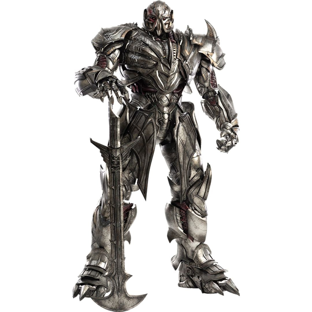 Transformers: The Last Knight Megatron 1:6 Scale Figure by ThreeA