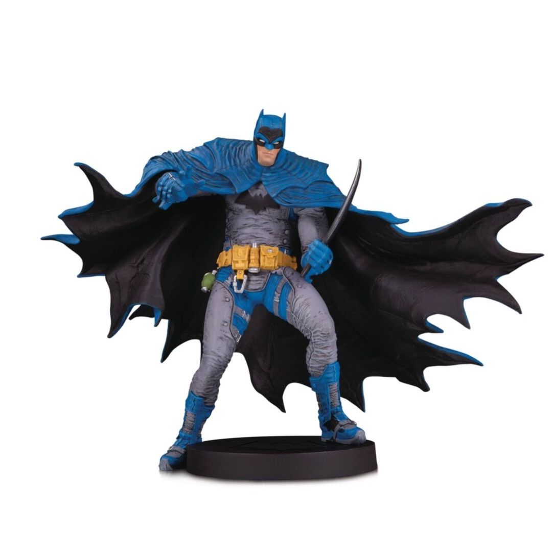 DC Designer Series Batman statue by Rafael Grampa and DC Collectibles