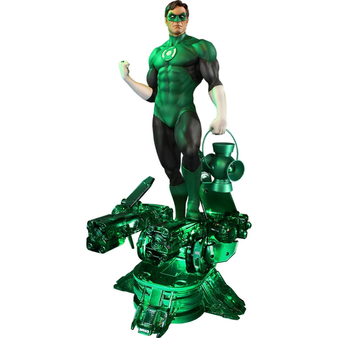 DC Superpowers Green Lantern Maquette Statue by Tweeterhead -Tweeterhead - India - www.superherotoystore.com