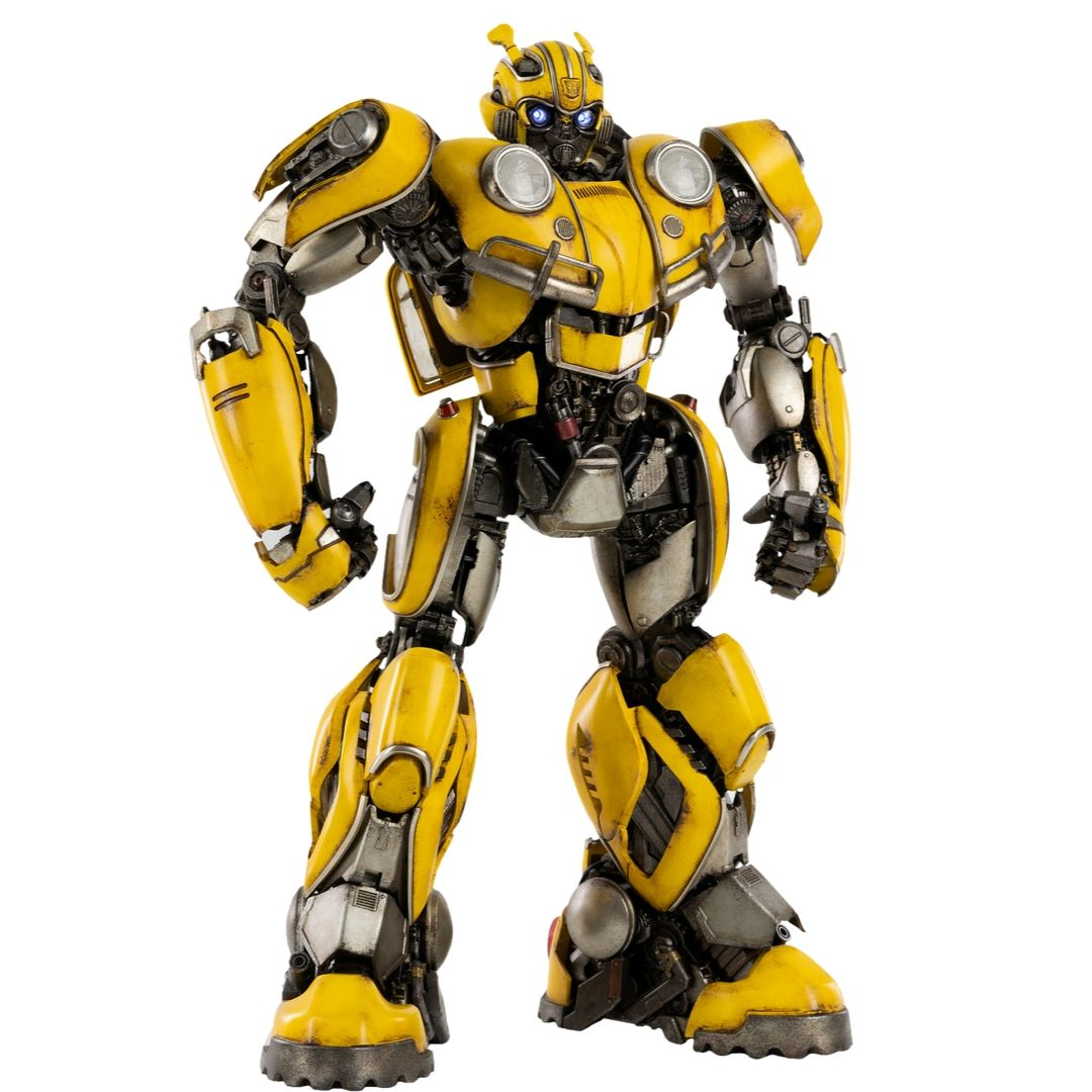 Transformers Bumblebee Movie Premium Scale Figure by ThreeA