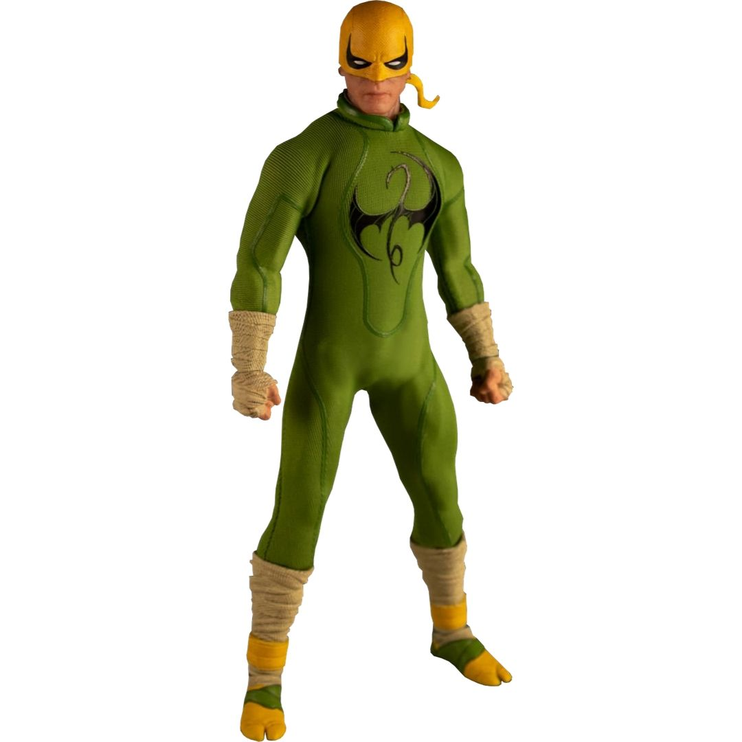 Iron Fist One:12 Collective Action Figure by Mezco Toys