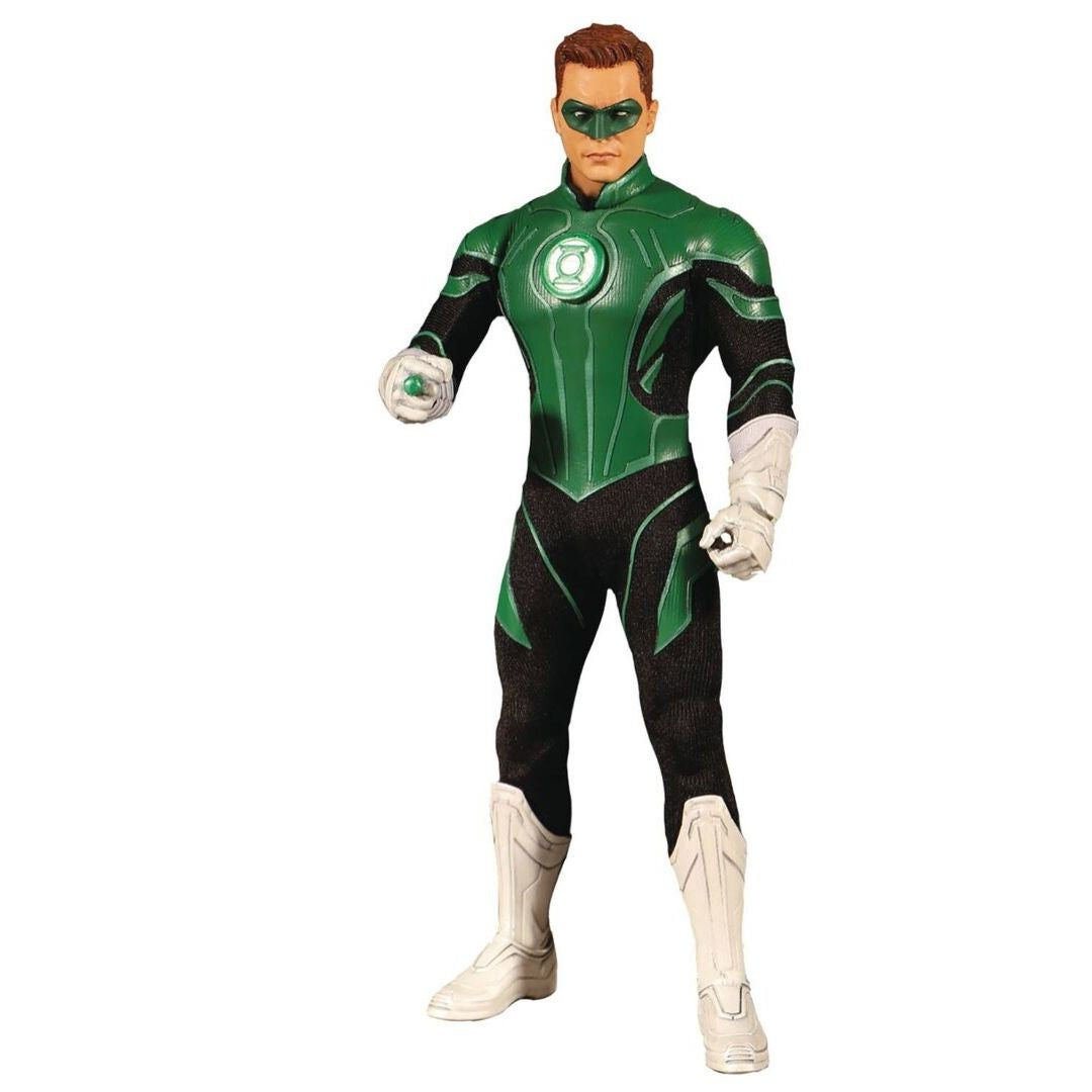 Preview Exclusive Green Lantern Hal Jordan One:12 Collective Action Figure by Mezco