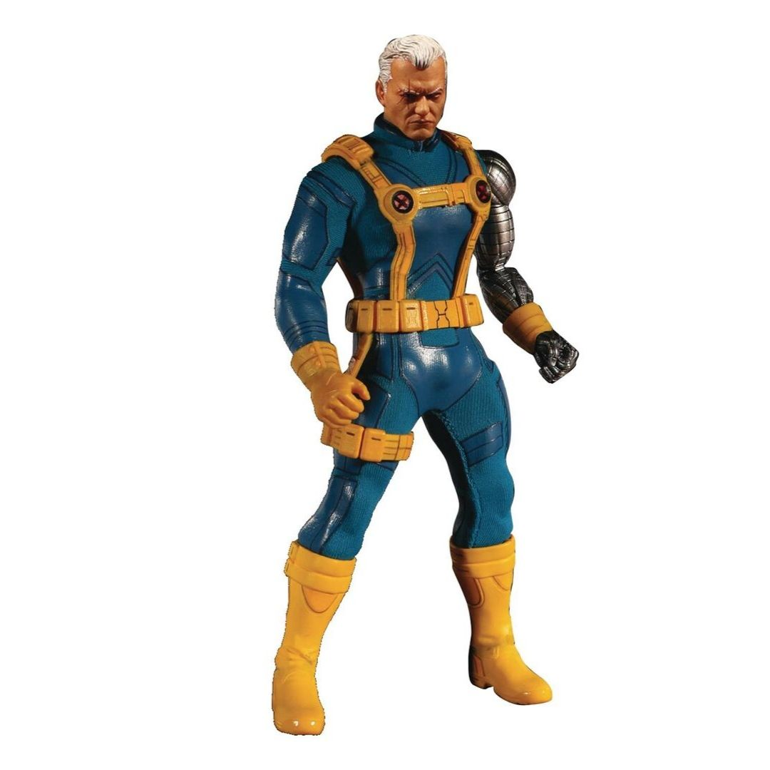 Previews Exclusive X-Men Cable One:12 Collective Action Figure by Mezco Toys