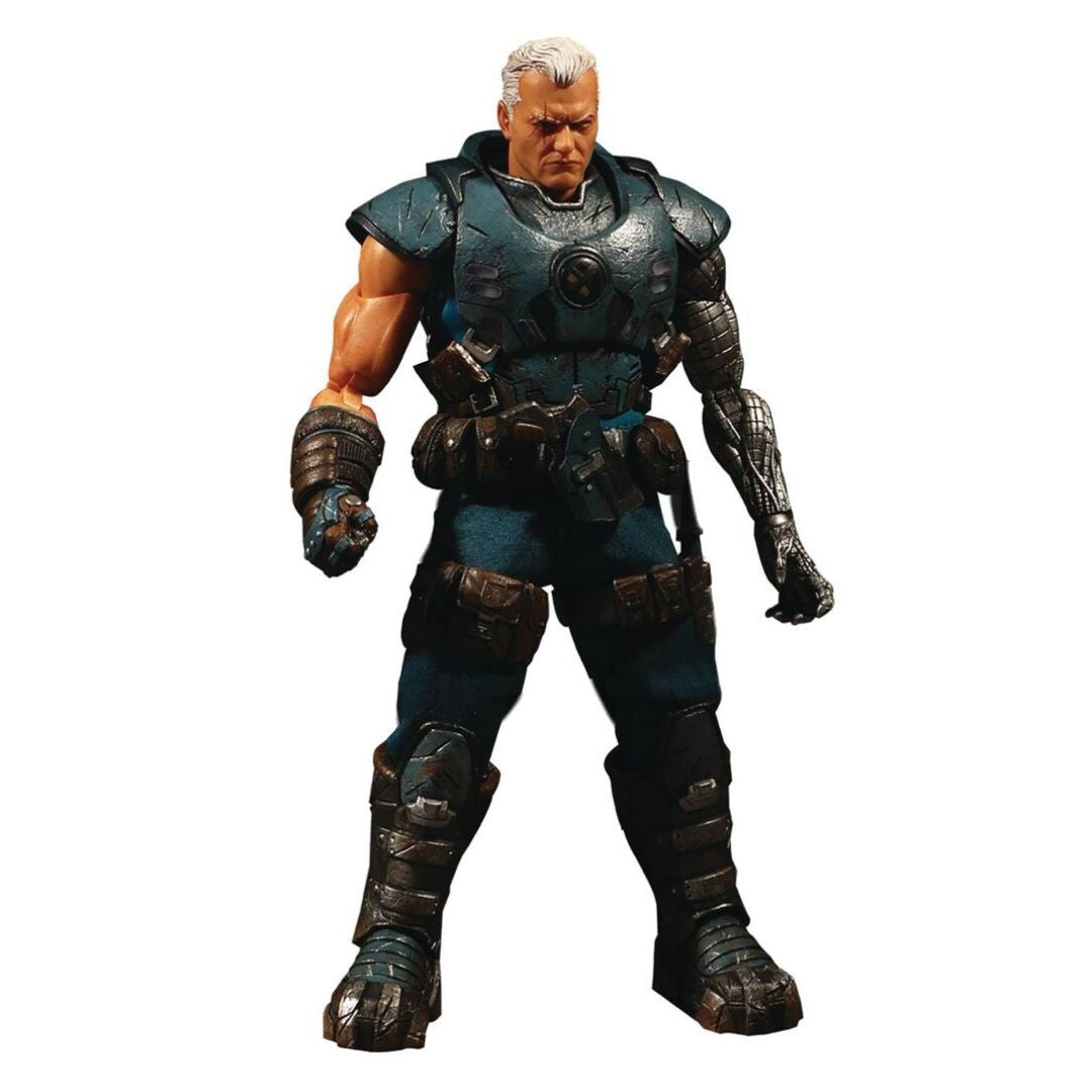 X-Men Cable One:12 Collective Action Figure by Mezco Toys