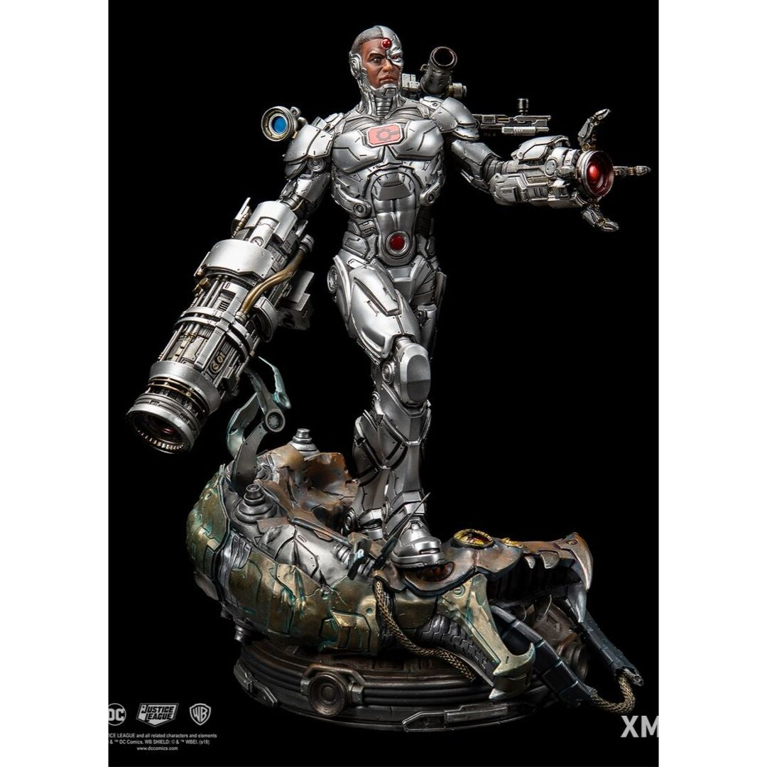 DC Rebirth: Cyborg 1:6th Scale Staue by XM Studios