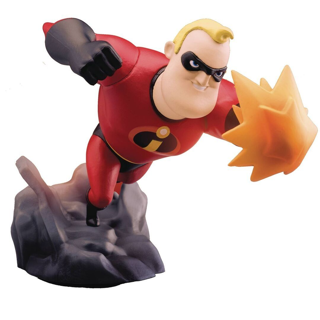 Disney Pixar's The Incredibles 2: Mr Incredible Statue by Beast Kingdom -Beast Kingdom - India - www.superherotoystore.com