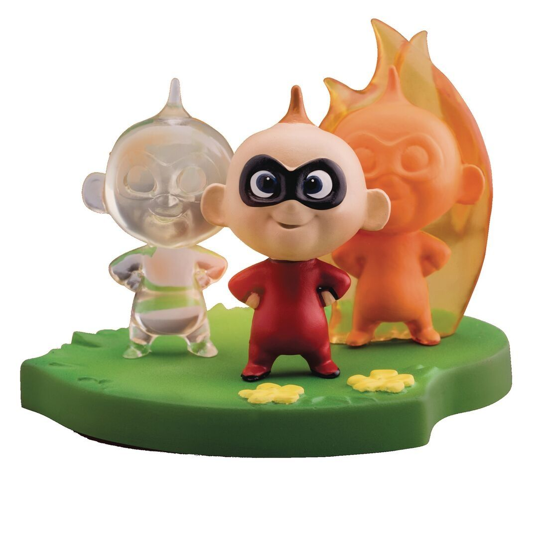 Disney Pixar's The Incredibles 2: Jack-Jack Statue by Beast Kingdom -Beast Kingdom - India - www.superherotoystore.com