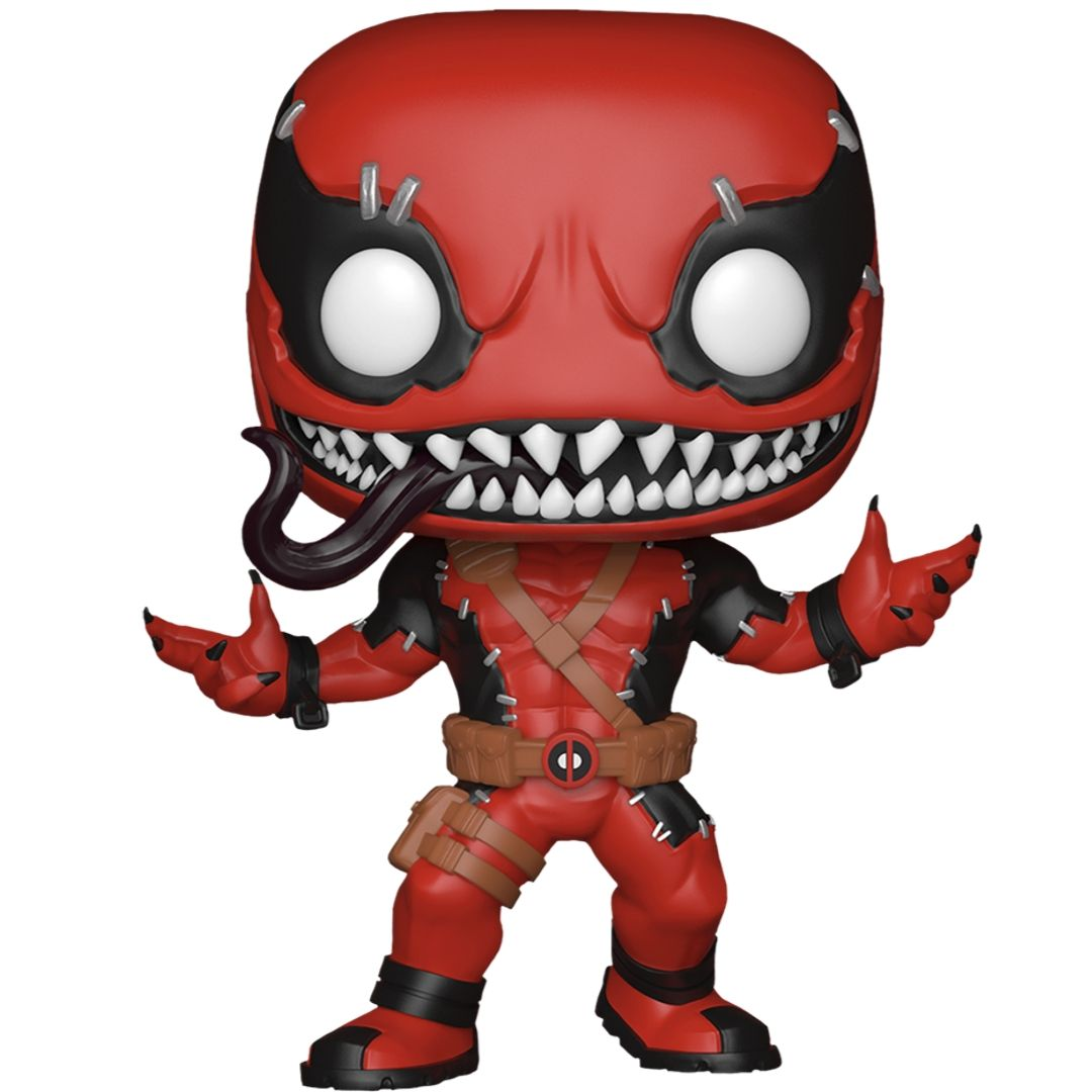 Marvel Contest of the Champions: Venompool Vinyl Bobble-Head by Funko