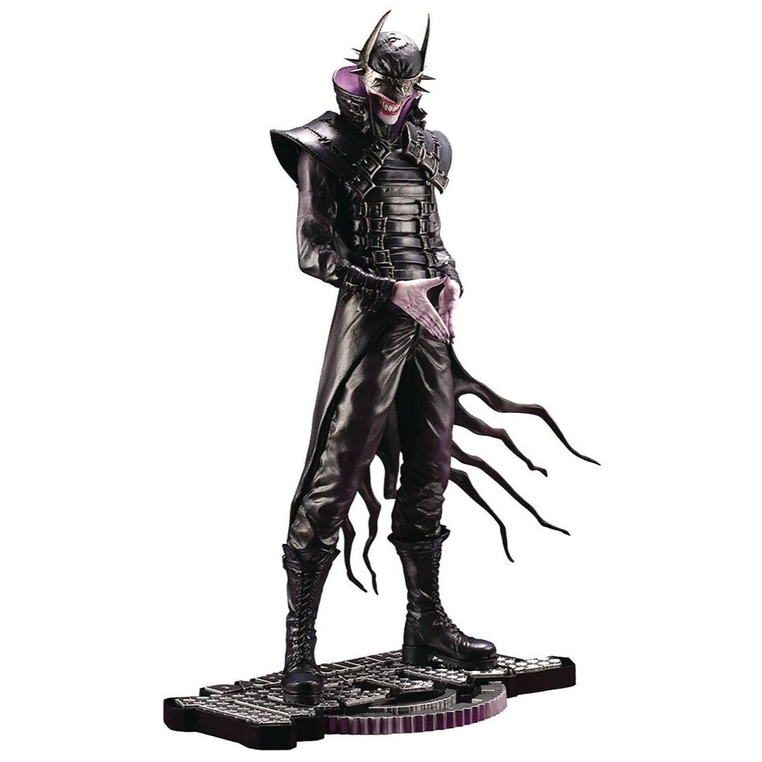 Dark Nights Metal Batman Who Laughs ARTFX 1:6th Scale Statue by Kotobukiya