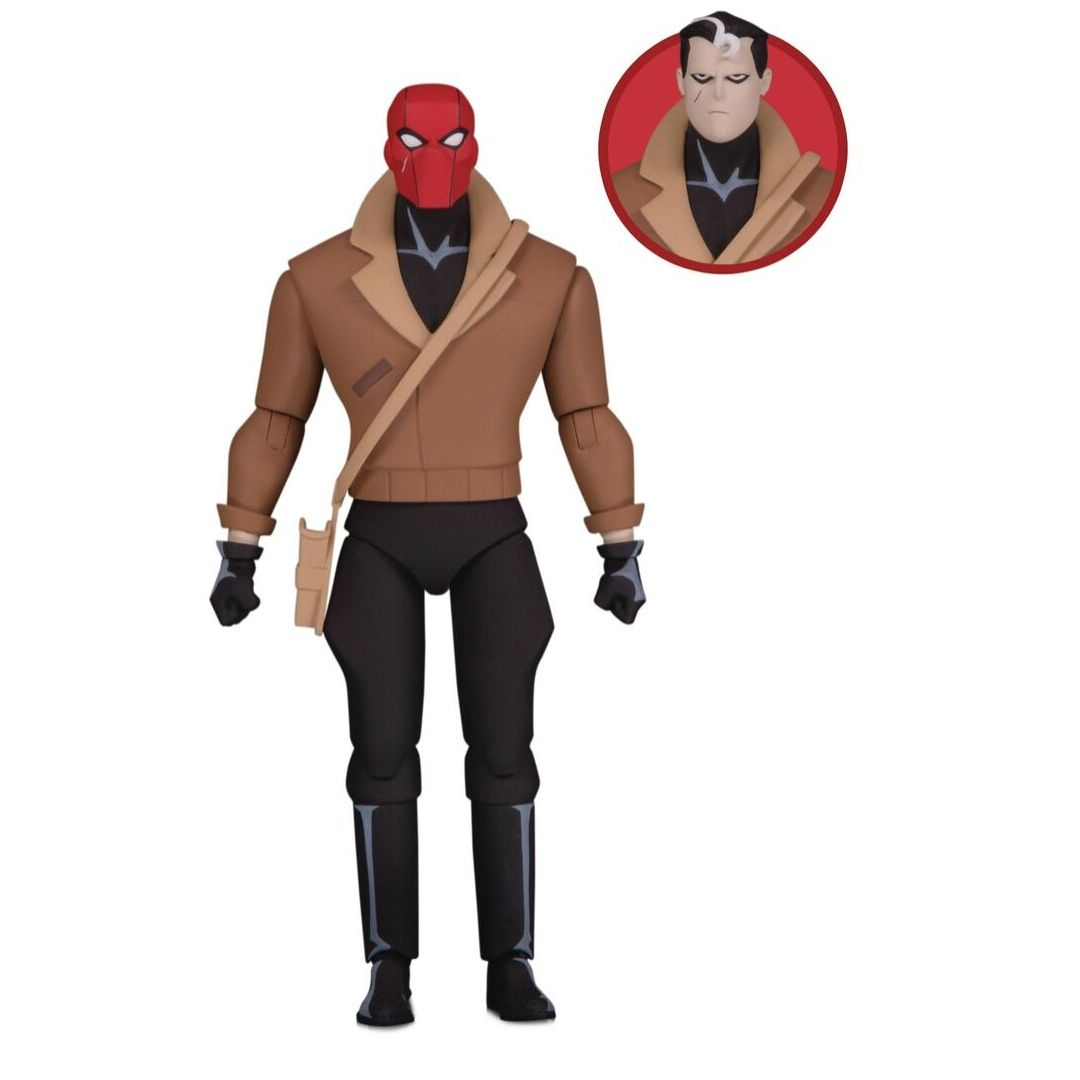 Batman: The Adventures Continue Red Hood Action Figure by DC Collectibles