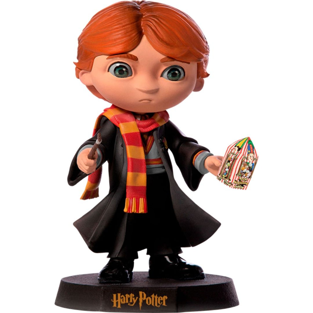 Harry Potter Ron Weasley MiniCo Figure by Iron Studios