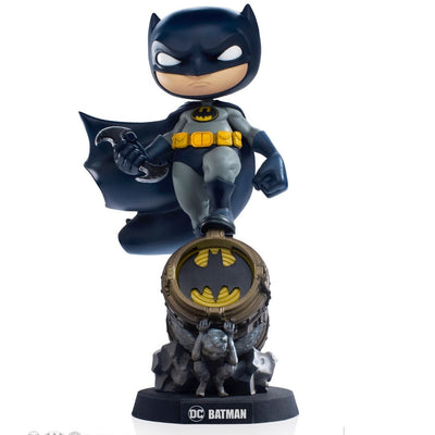 DC Comics Batman MiniCo Figure by Iron Studios -MiniCo - India - www.superherotoystore.com