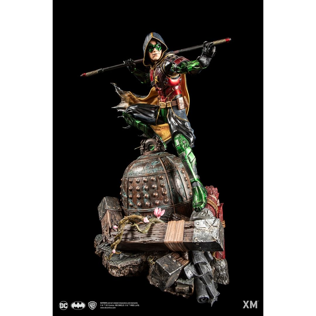 DC Comics Samurai Robin 1:4th Scale Statue by XM Studios