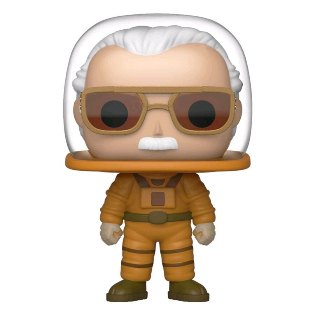 Guardians Of The Galaxy 2: NYCC 2019 Stan Lee Vinyl Bobble-Head by Funko