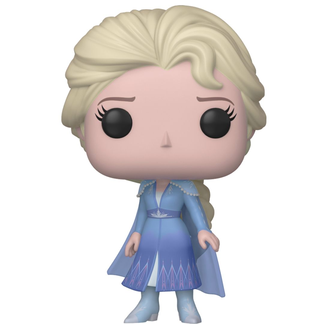 Frozen 2 Elsa Pop! Vinyl Figure by Funko -Funko - India - www.superherotoystore.com