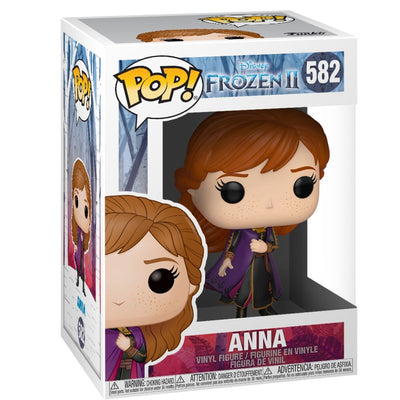 Frozen 2 Anna Pop! Vinyl Figure by Funko -Funko - India - www.superherotoystore.com