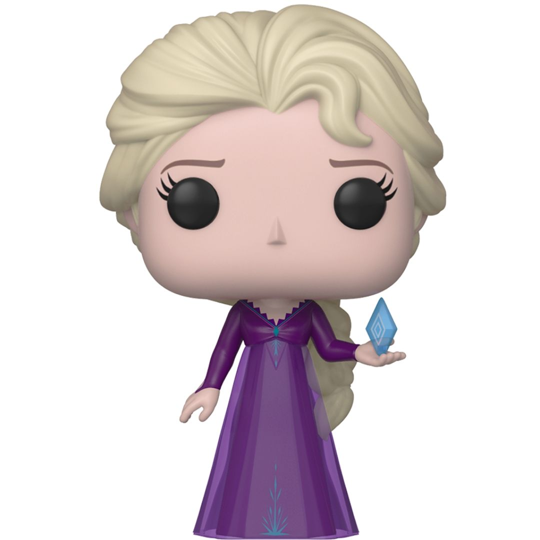 Frozen 2 Elsa In Nightgown Pop! Vinyl Figure by Funko -Funko - India - www.superherotoystore.com