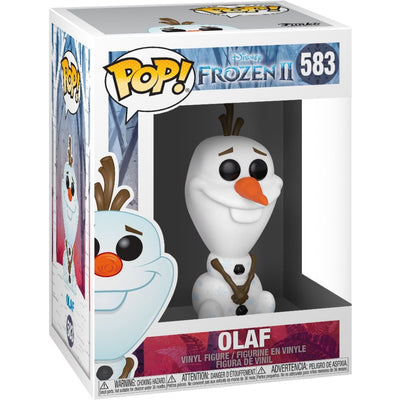 Frozen 2 Olaf Pop! Vinyl Figure by Funko