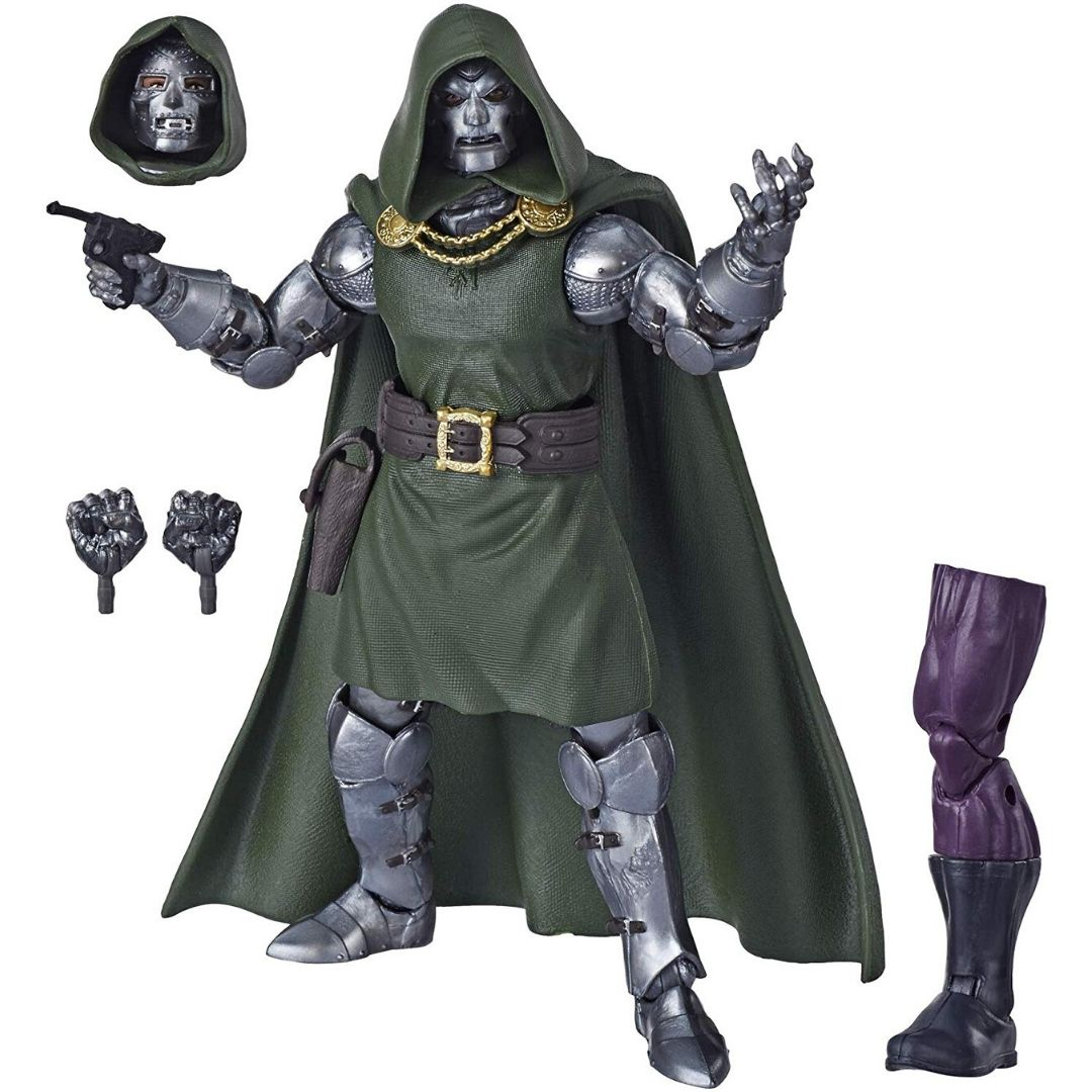 Fantastic Four Marvel Legends Doctor Doom Figure by Hasbro -Hasbro - India - www.superherotoystore.com