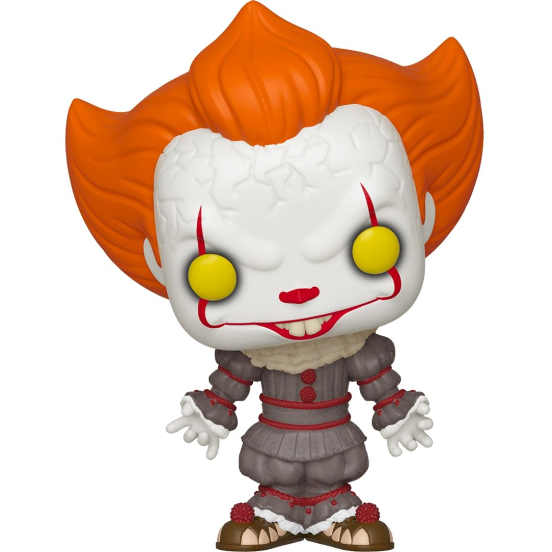 It Chapter 2 Pennywise with Open Arms Pop! Vinyl Figure by Funko