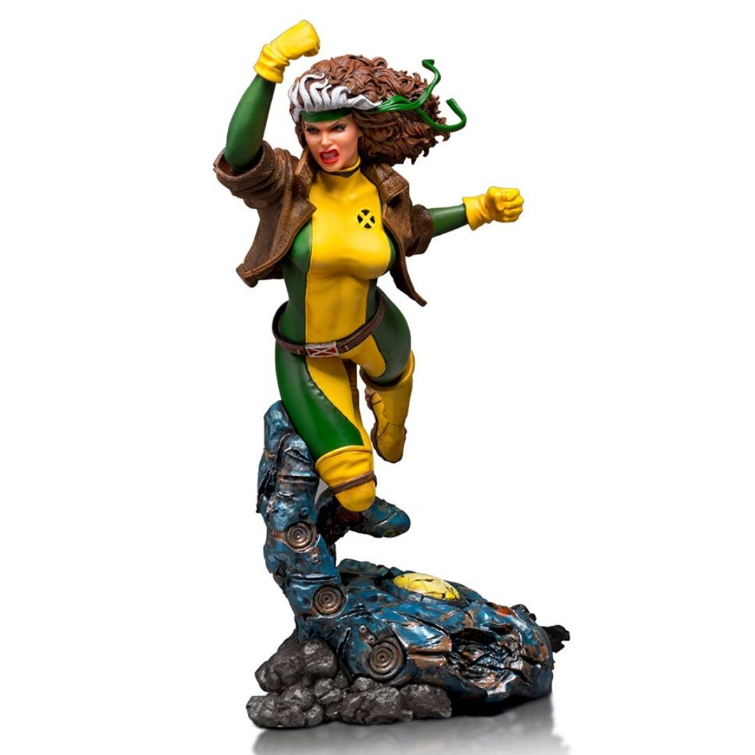 X-Men Rogue 1:10th Scale Statue by Iron Studios