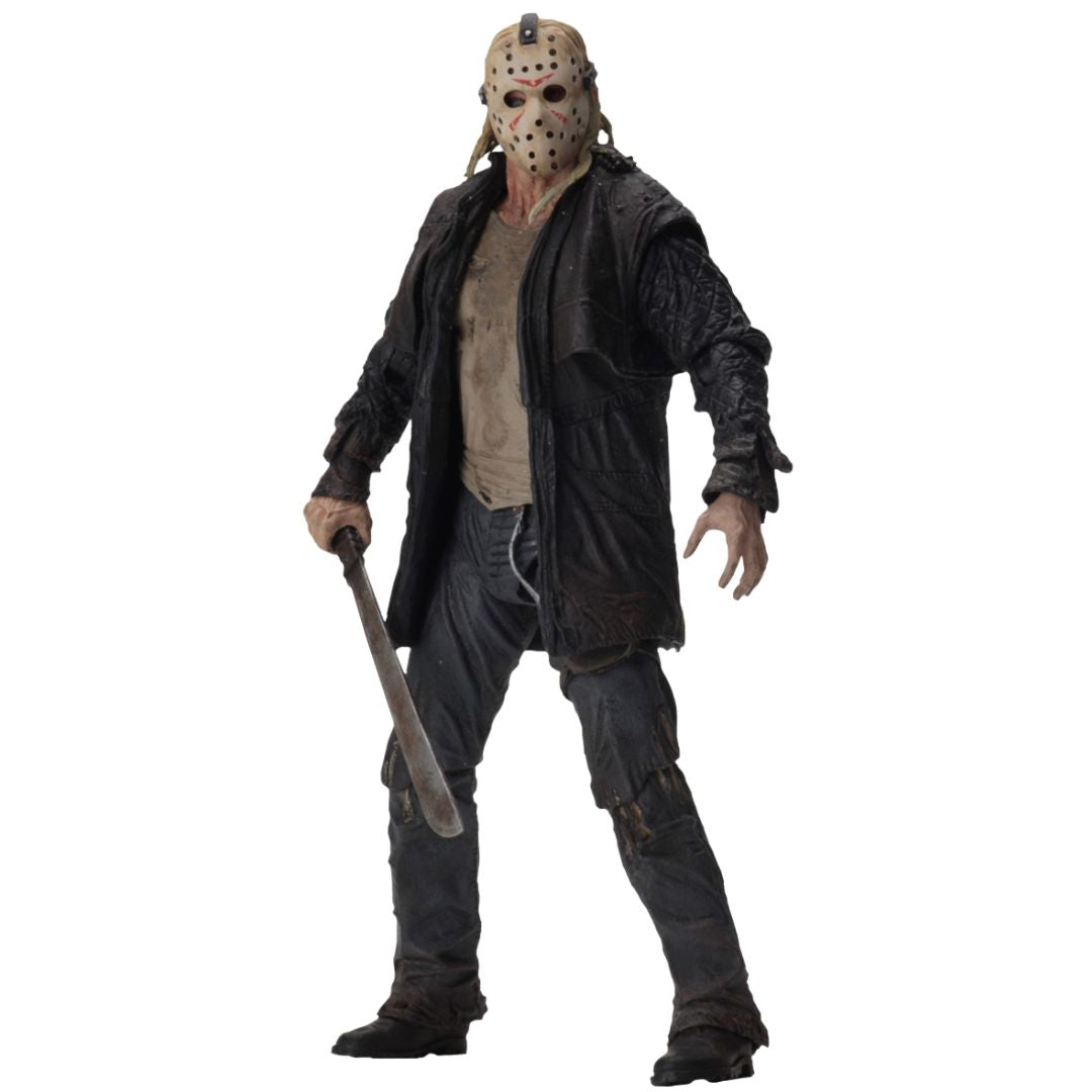 Friday the 13th Ultimate Jason Voorhees 7-Inch Figure by Neca