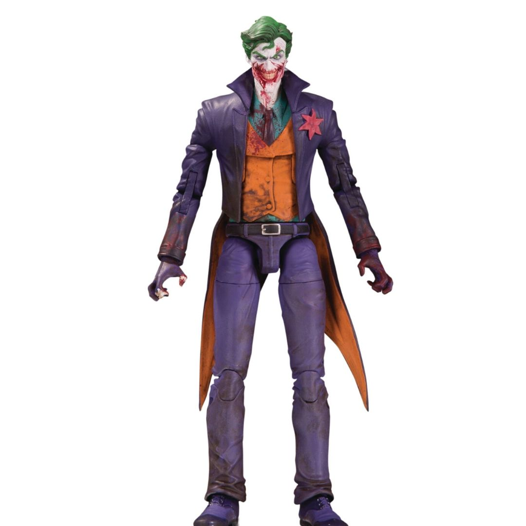 DC Essentials Essentially Dceased Joker Figure by DC Collectibles
