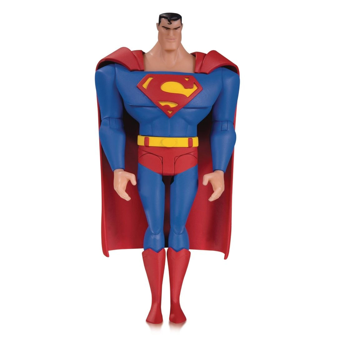 Justice League Animated Series Superman Figure by DC Collectibles