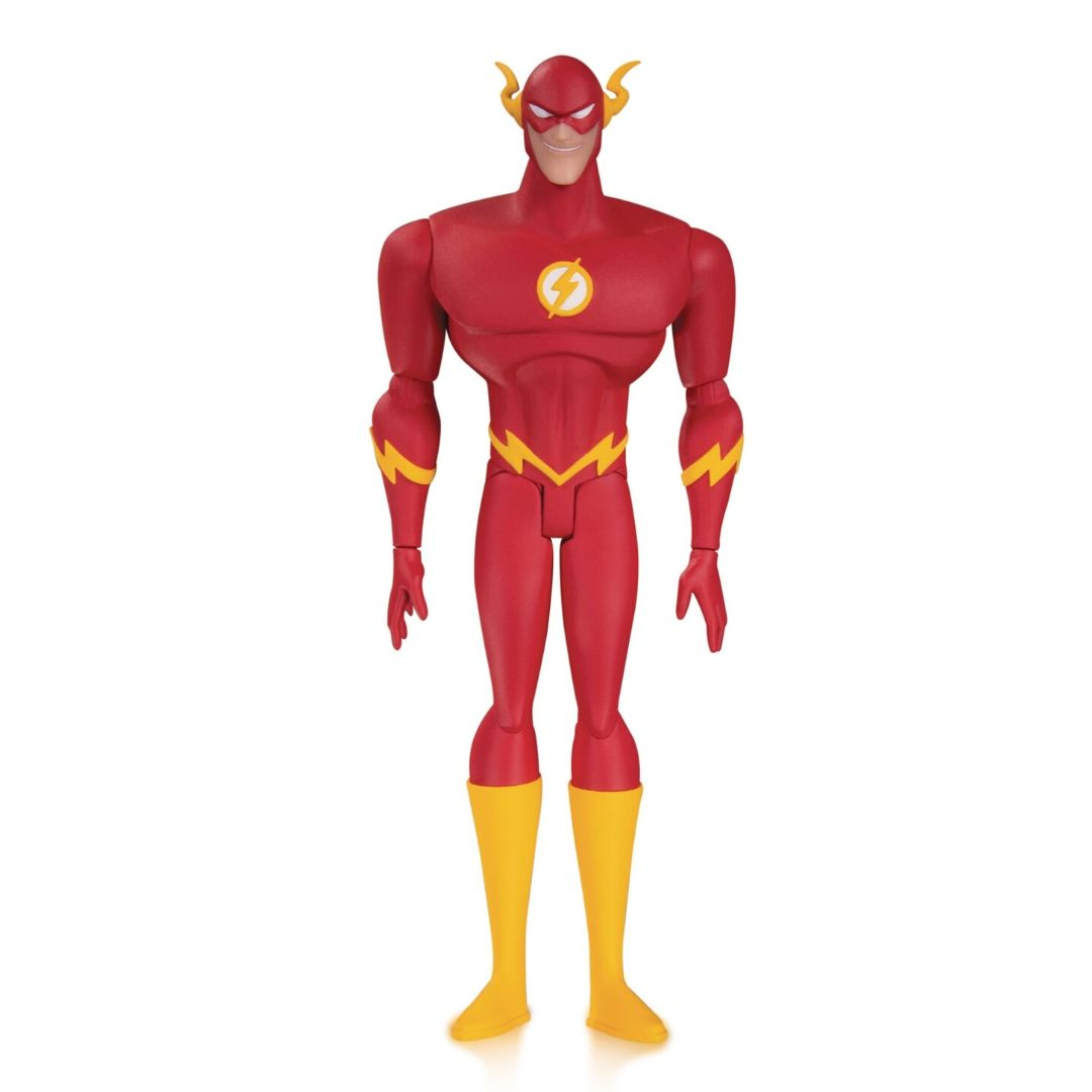 Justice League Animated Series Flash Figure by DC Collectibles