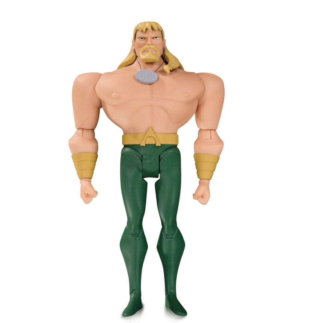 Justice League Animated Series Aquaman Figure by DC Collectibles
