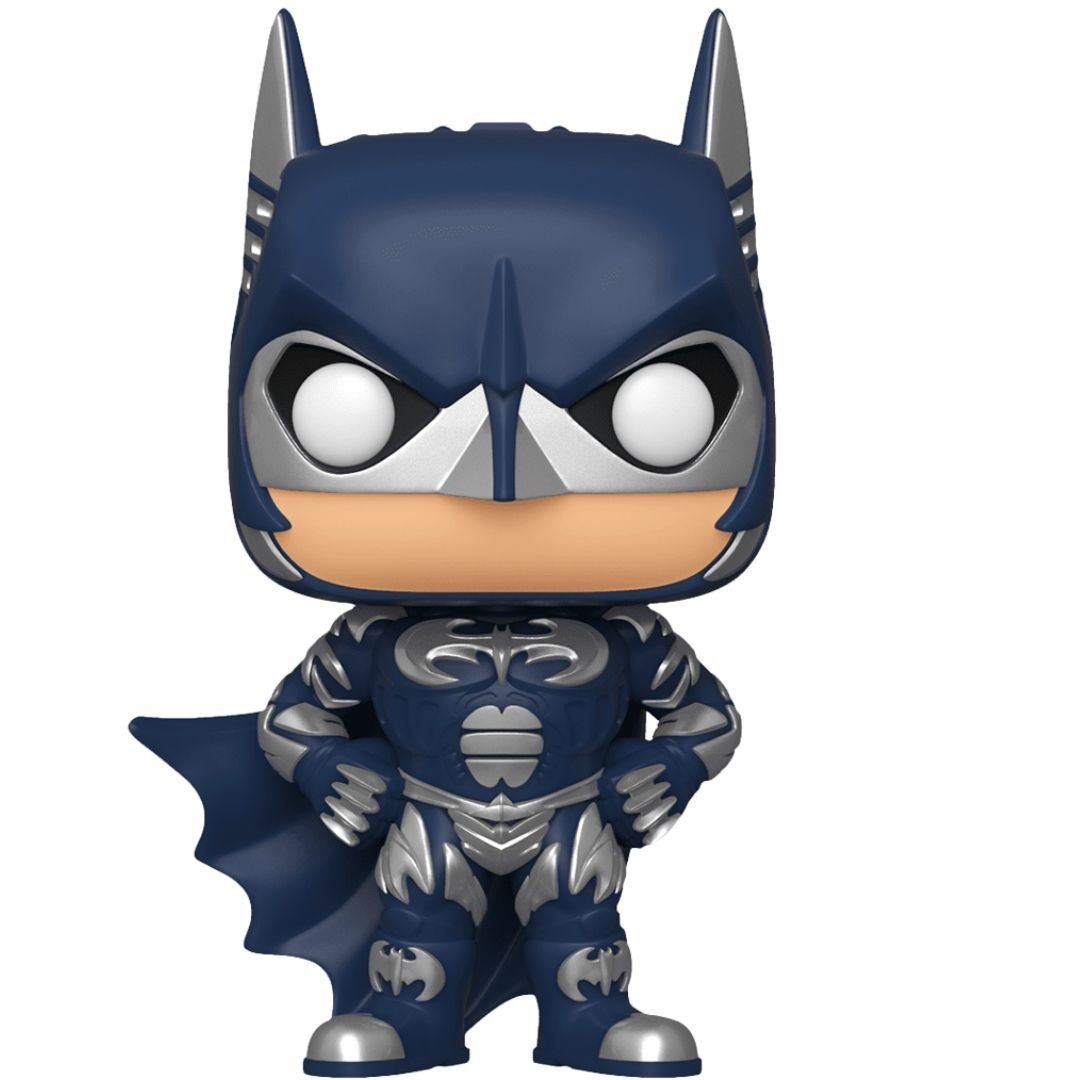 Batman 80th Anniversary 1997 Batman Pop! Vinyl Figure by Funko
