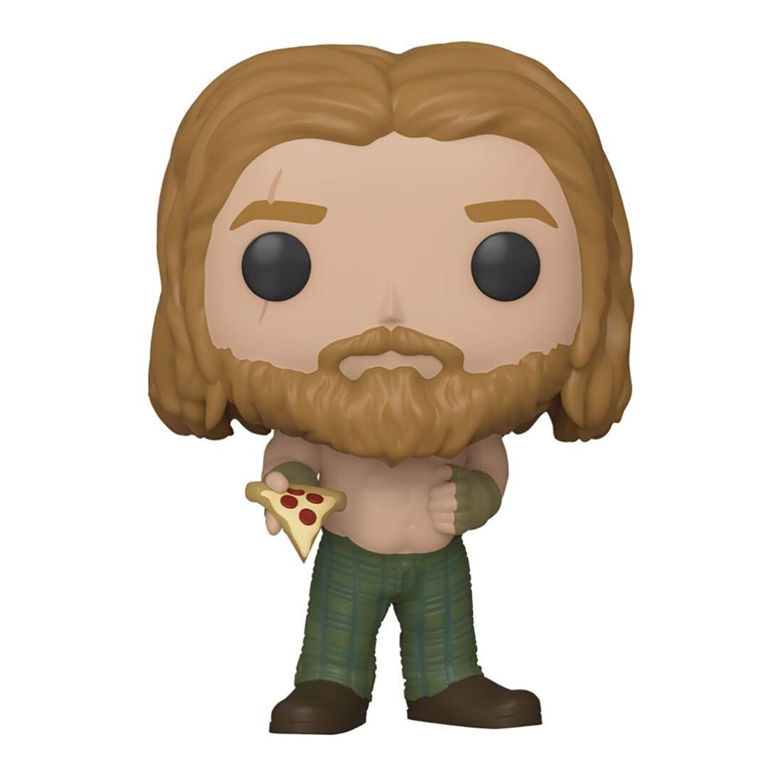 Avengers Endgame Thor with Pizza Vinyl Bobble-Head by Funko