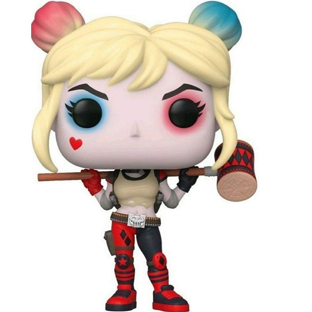Harley Quinn With Mallet Pop! Vinyl Figure by Funko