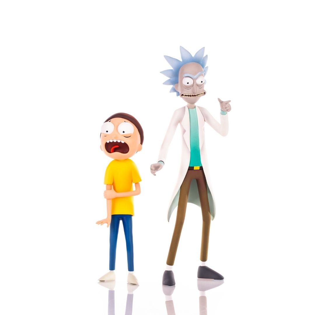 Rick & Morty Figure Set by Mondo -Mondo - India - www.superherotoystore.com