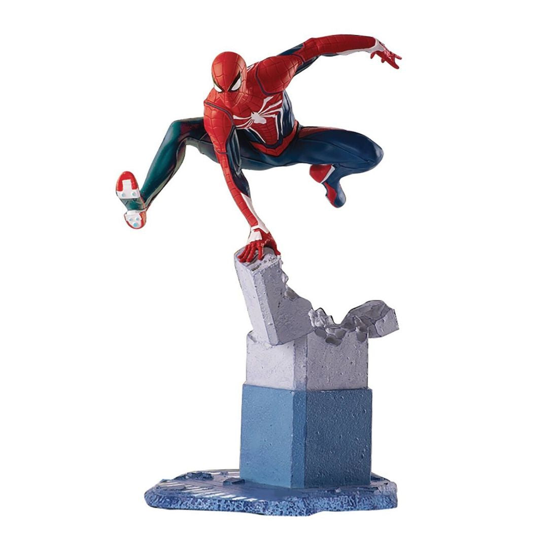 Gameverse Spiderman 1:12 Scale Status by PCS Collectibles
