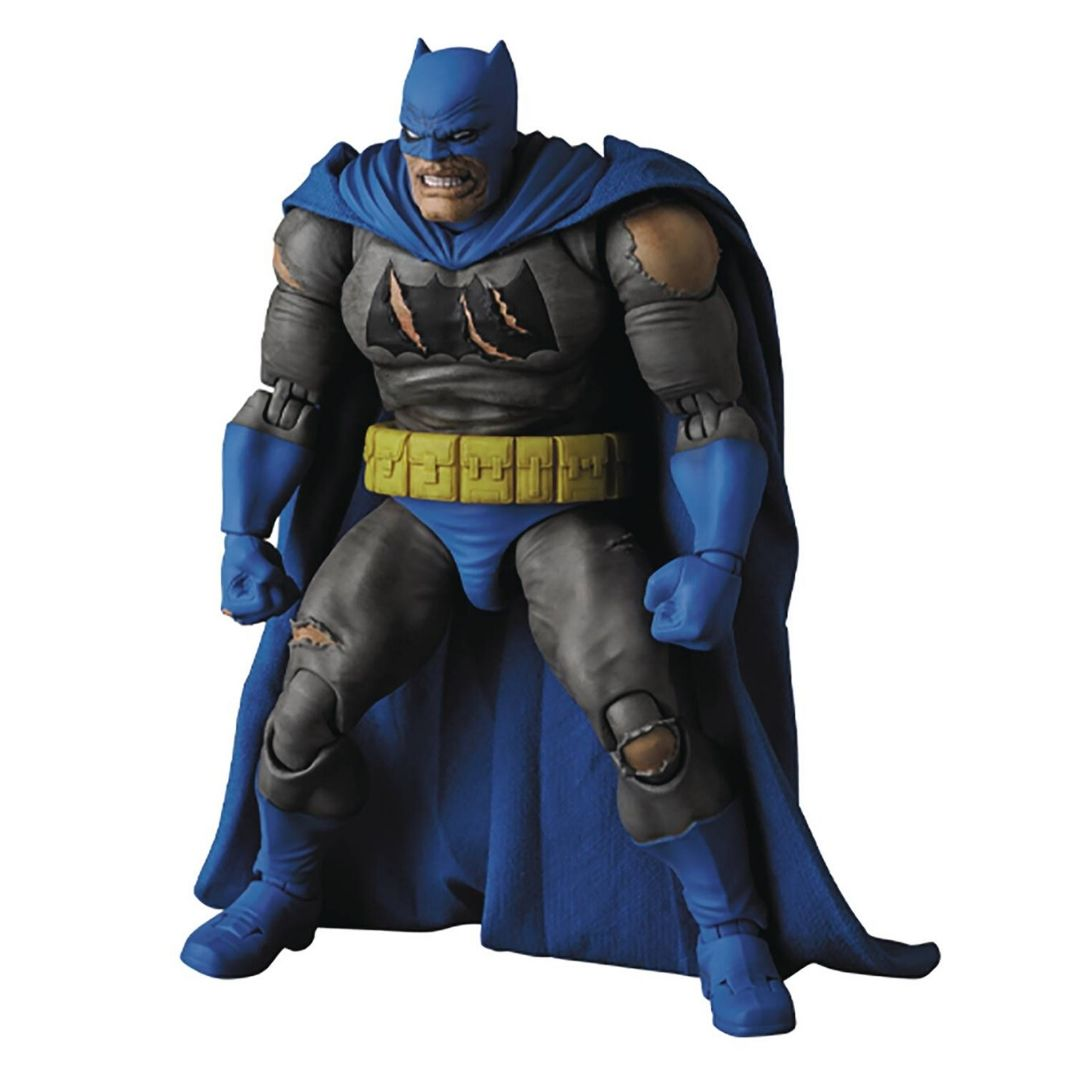 The Dark Knight Returns Triumphant Batman Mafex Figure by Medicom Toys -Medicom - India - www.superherotoystore.com