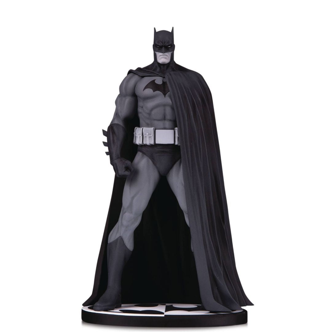 Batman Black & White Jim Lee Batman Statue by DC Collectibles (Version 3) -DC Collectibles - India - www.superherotoystore.com