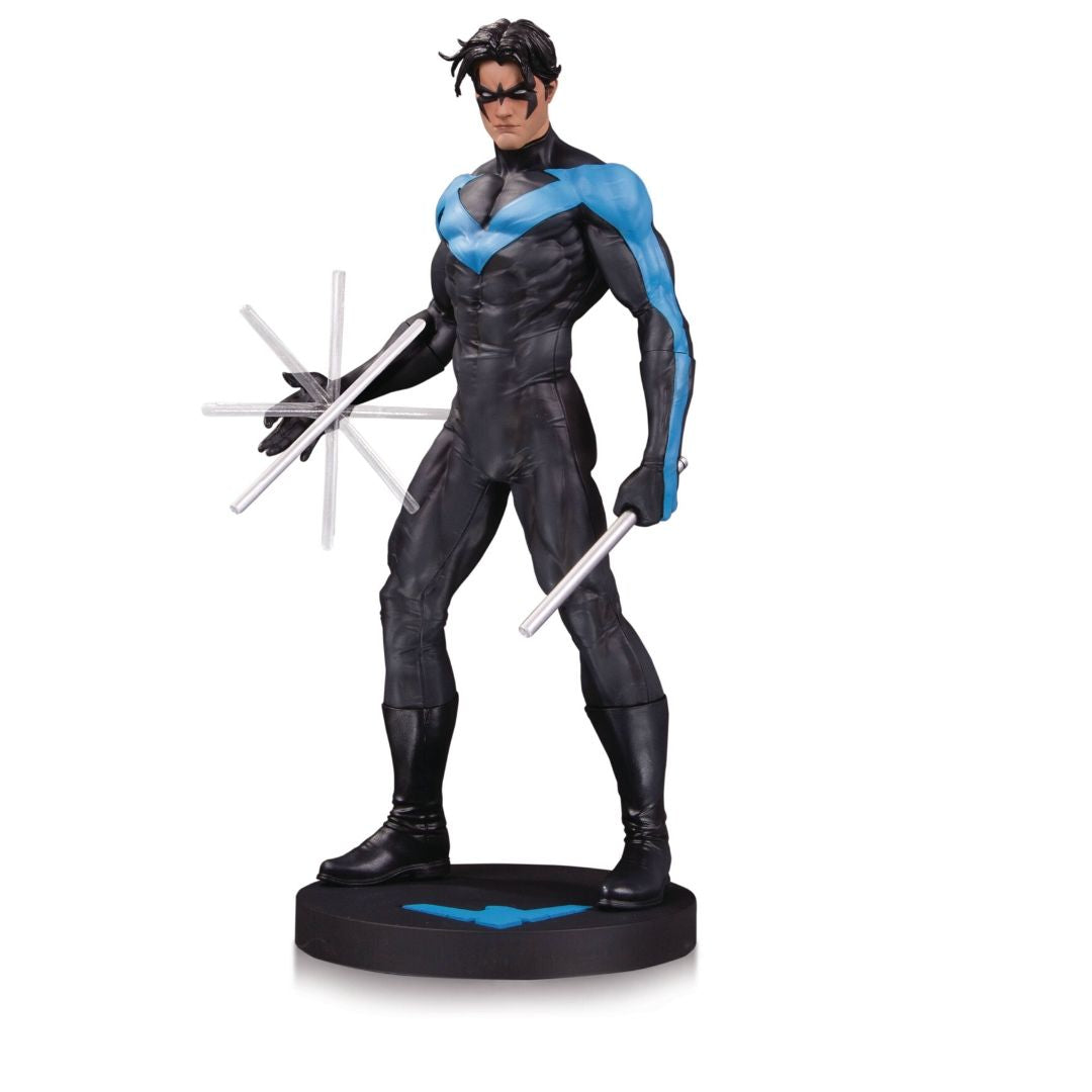 Designer Series Jim Lee Nightwing Mini Statue by DC Collectibles -DC Collectibles - India - www.superherotoystore.com