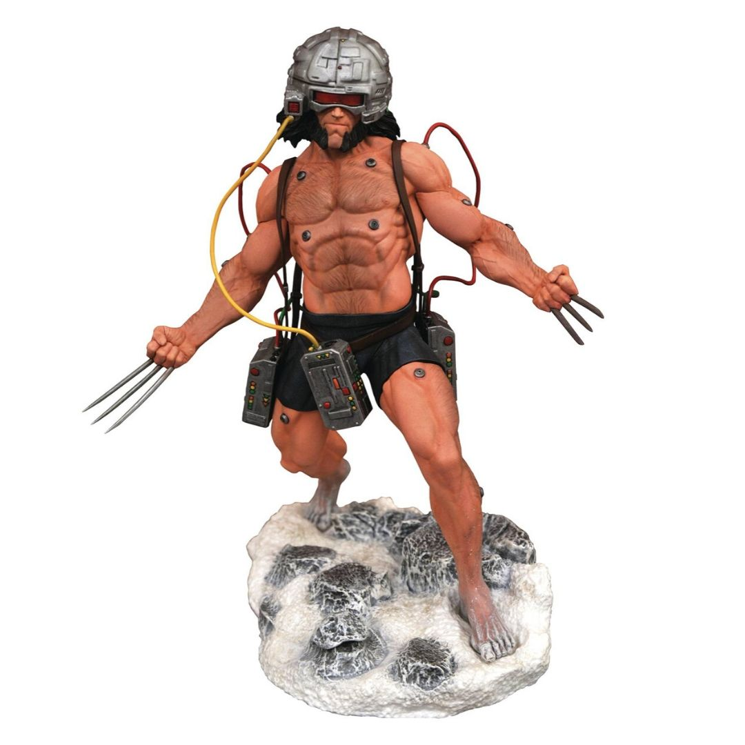 Marvel Gallery Weapon X PVC Statue by Diamond Select Toys