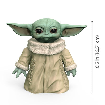 Star Wars The Mandalorian The Child (Baby Yoda) 6.5 Inch Figure by Hasbro -Hasbro - India - www.superherotoystore.com