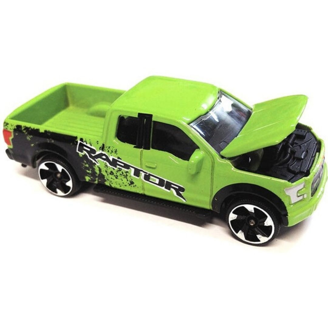 Racing Cars Green Ford Raptor by Majorette -Majorette - India - www.superherotoystore.com