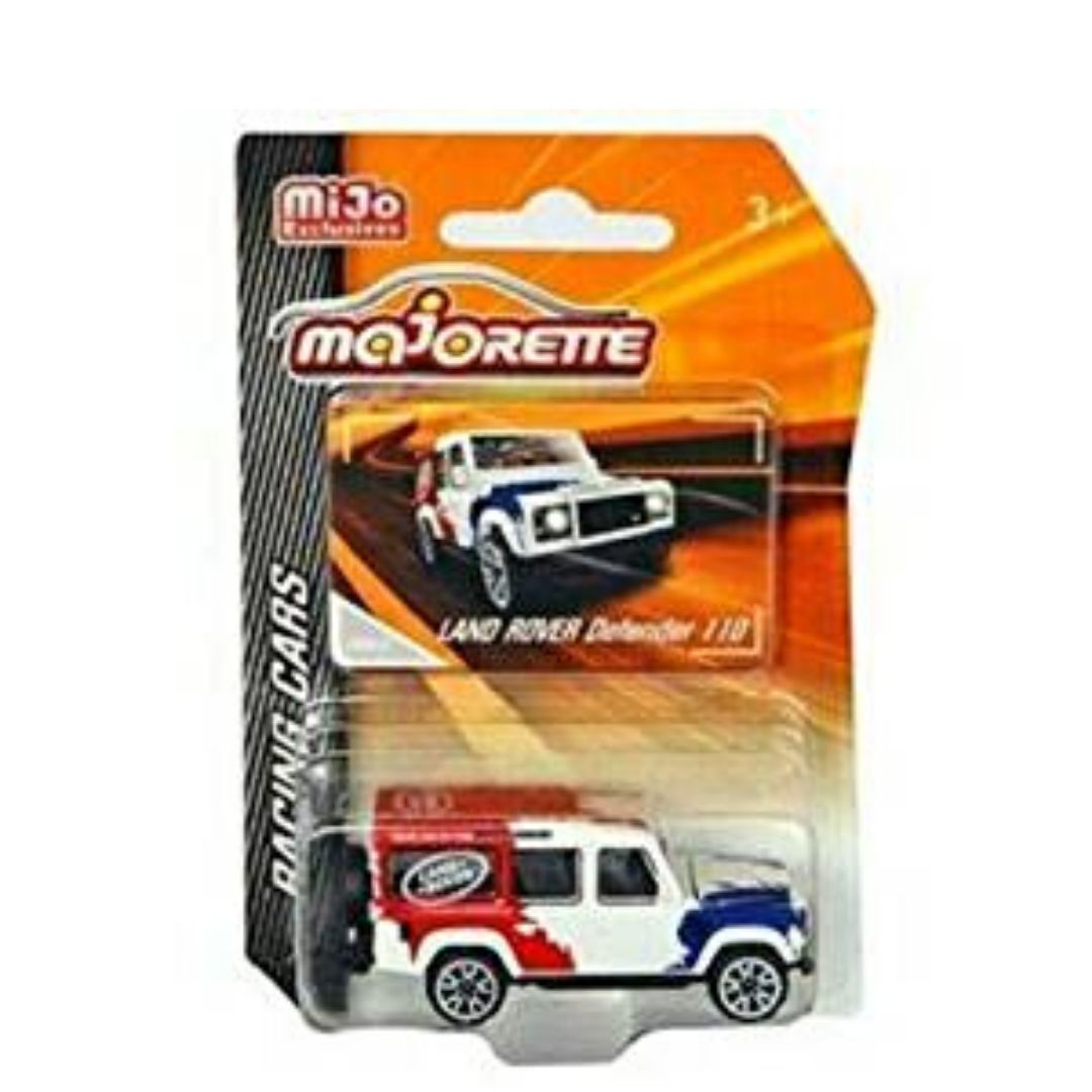 Racing Cars Land Rover Defender 110 by Majorette -Majorette - India - www.superherotoystore.com
