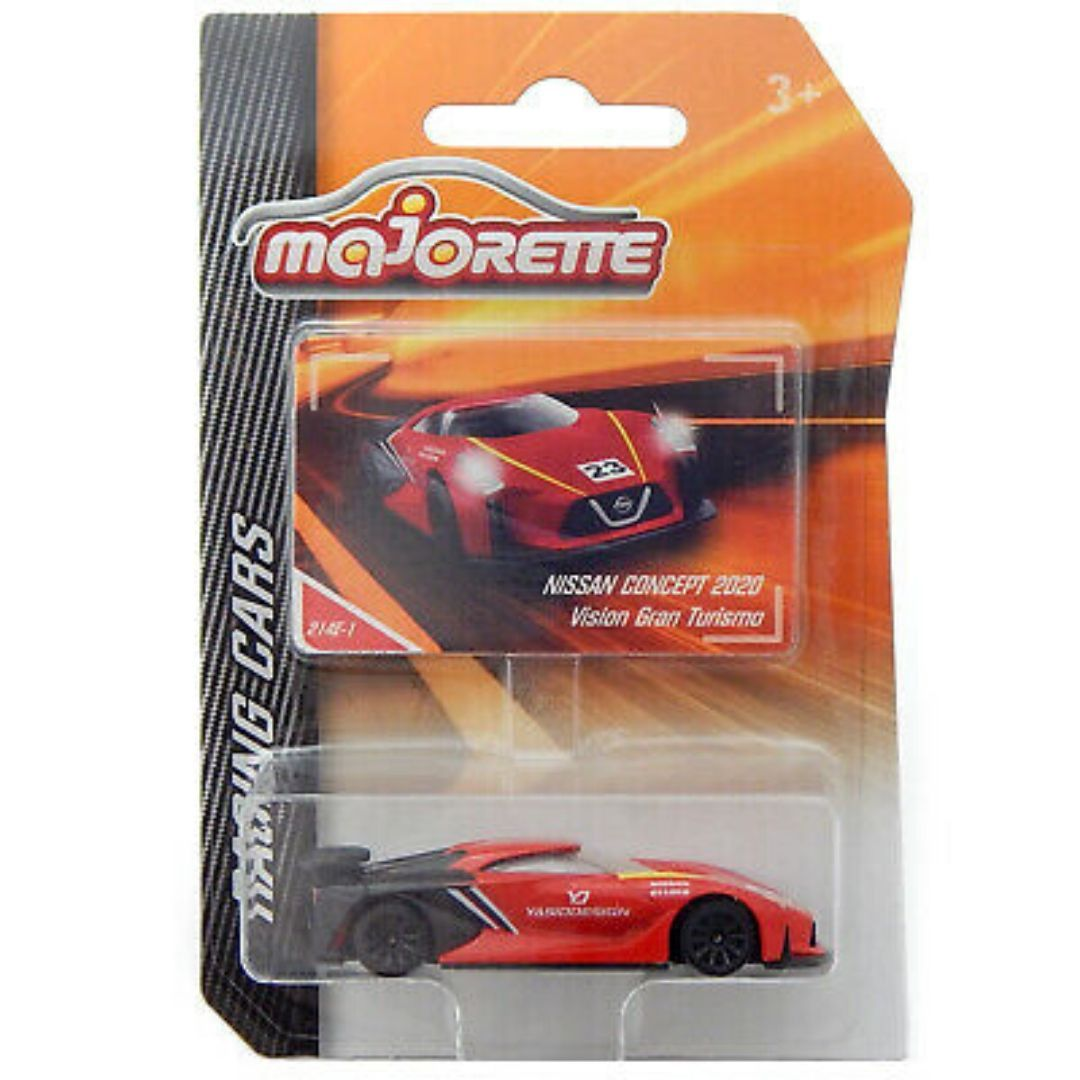 Racing Cars Nissan Concept 2020 Vision Gran Turismo by Majorette -Majorette - India - www.superherotoystore.com